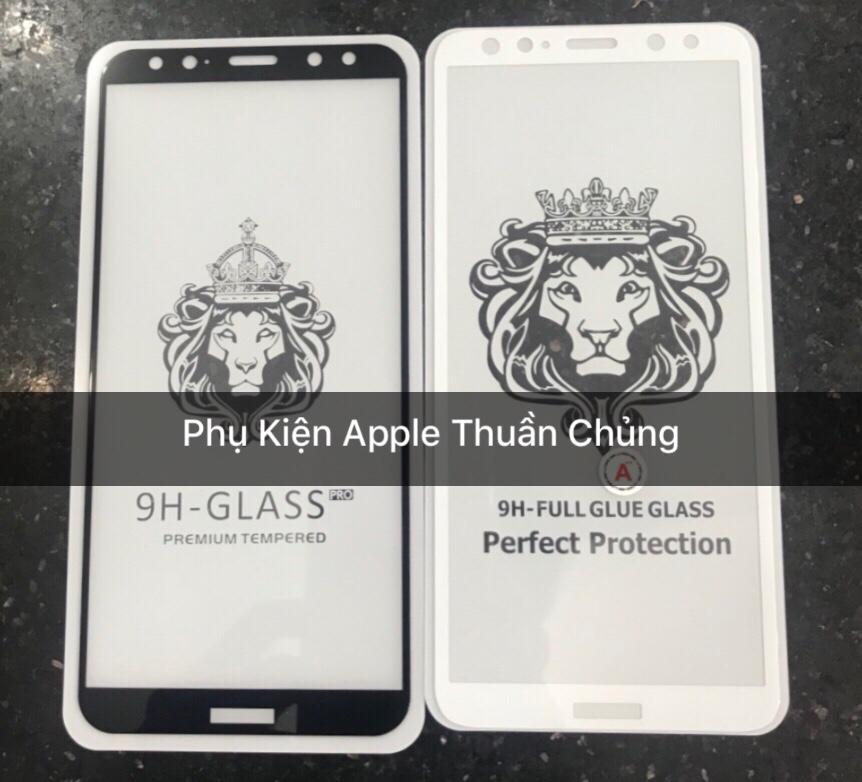 Giá Kính cường lực 5D full keo dòng Samsung A6,A6 Plus,A8,A8Plus,J2 Pro,J3 Pro,J3 Prime,J4 (2018),J5 Pro,J5 Prime,J6,J7 Pro,J7 Plus,J7 Prime,J8 trắng (vui lòng chọn đúng dòng điện thoại + màu trong mục Lựa Chọn)
