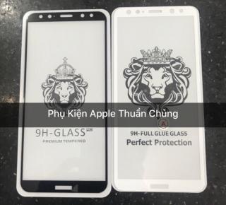 Kính cường lực 5D full keo dòng Samsung A6,A6 Plus,A8,A8Plus,J2 Pro,J3 Pro,J3 Prime,J4 (2018),J5 Pro,J5 Prime,J6,J7 Pro,J7 Plus,J7 Prime,J8 Đen thumbnail