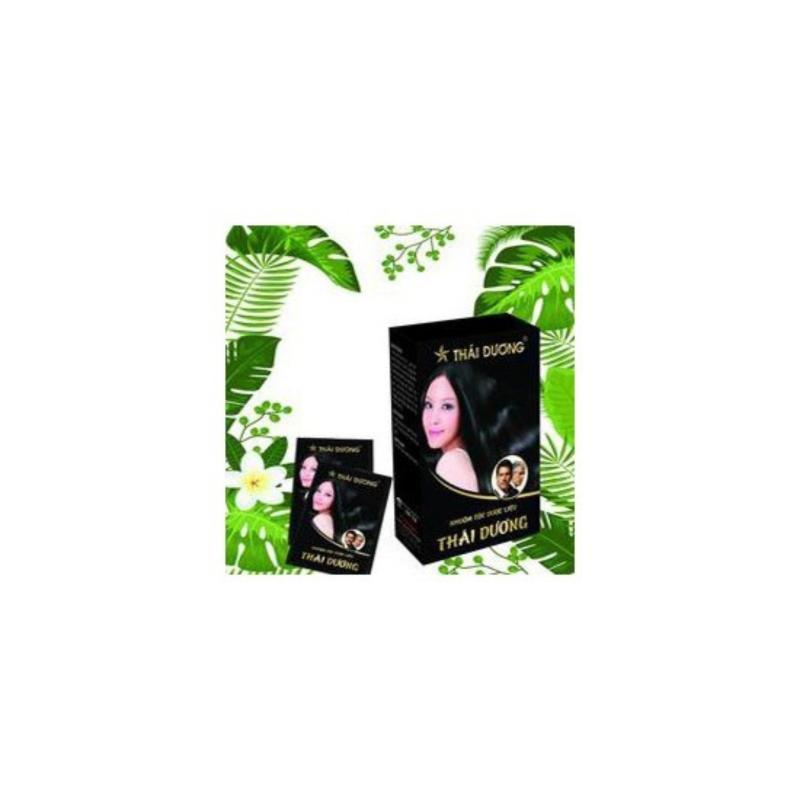 Nhuộm tóc dược liệu Thái Dương giá rẻ