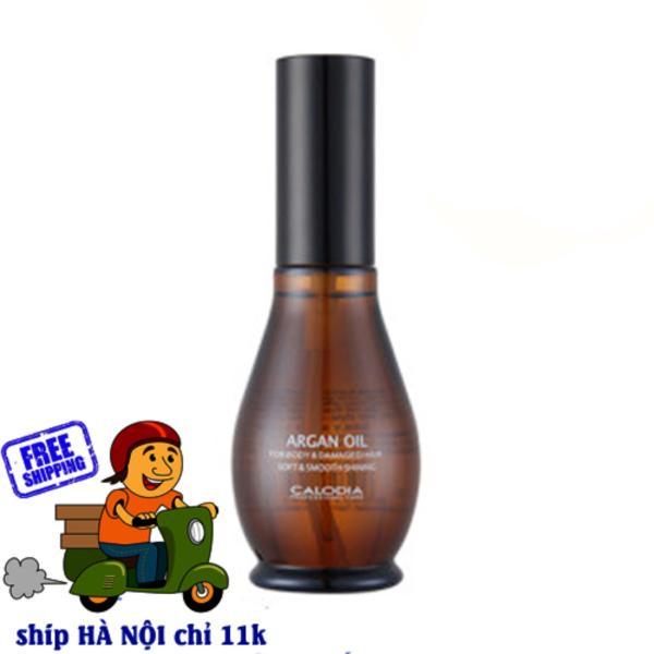 Tinh dầu dưỡng bóng và mềm tóc Argan Calodia giá rẻ