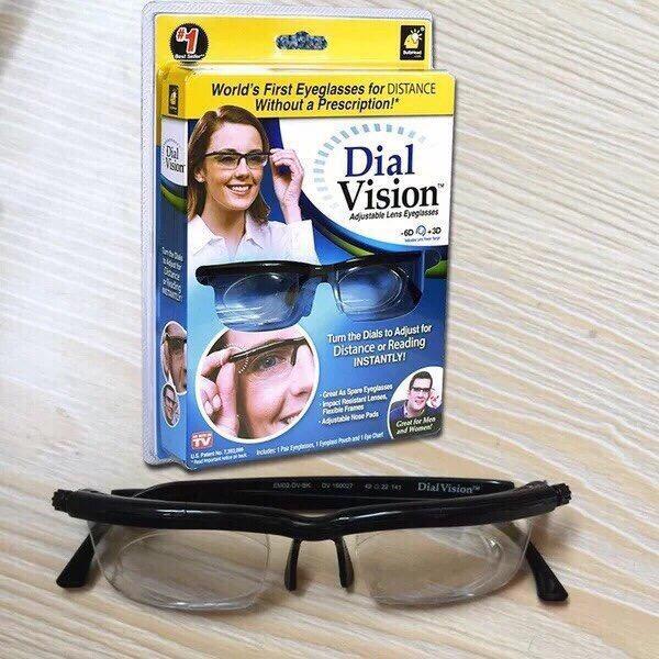 Hình ảnh Kính mắt điều chỉnh tiêu cự Dial Vision GDHUANC02