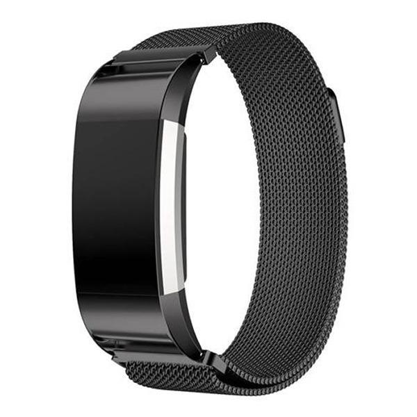 Quai thép cho đồng hồ Fitbit Charge 2