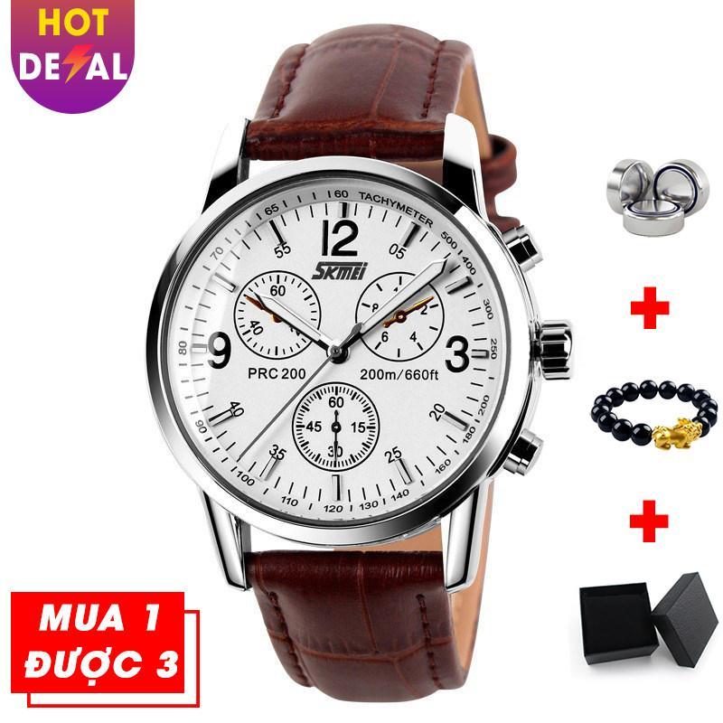 Đồng hồ nam thể thao SKMEI VK017 mạnh mẽ sang trọng đẳng cấp bán chạy