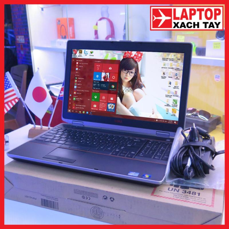 Laptop Dell Latitude E6520 i7 Ram 8GB HDD 320GB - Laptopxachtayshop