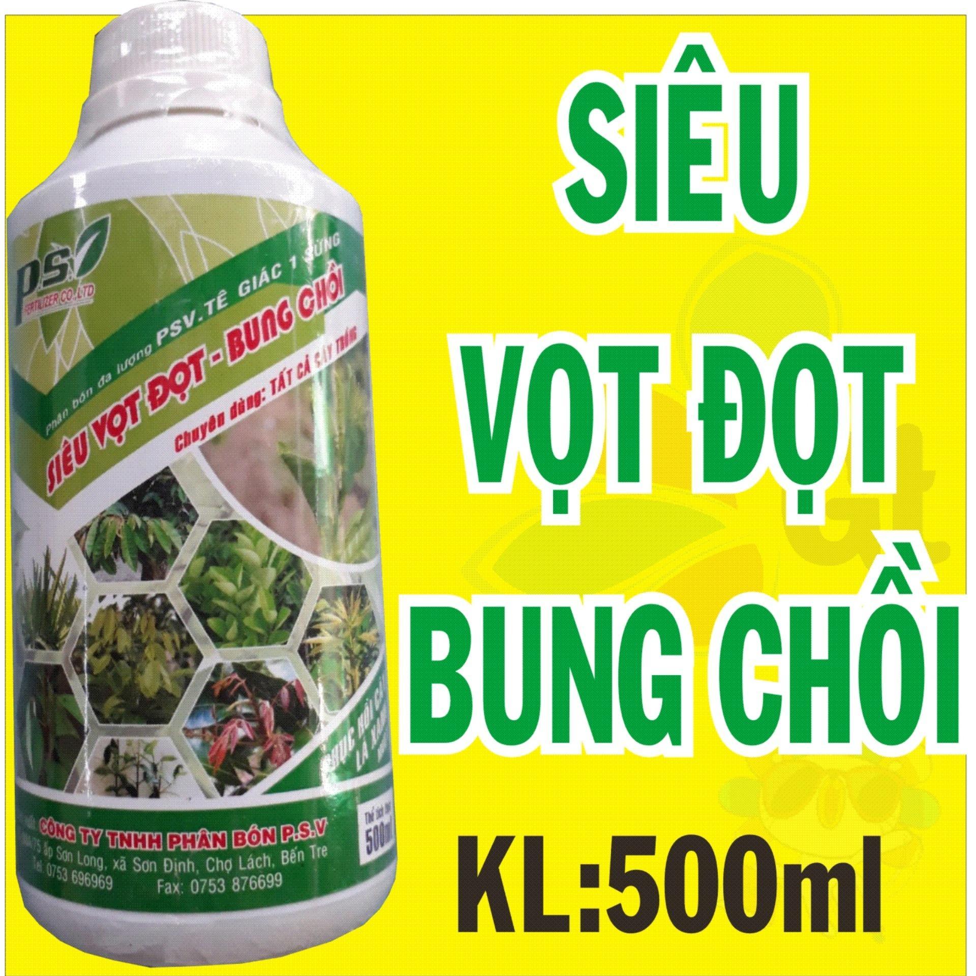 Hình ảnh Phân bón lá đa lượng Siêu vọt đọt - Bung chồi (500ml)