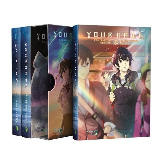 Mua Your Name (Boxset Manga)