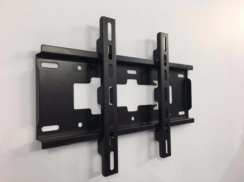Hình ảnh Khung treo cao cấp Tivi LCD-LED-PLASMA áp tường cao cấp M43T 19 - 42 inch (Đen ) - Huy Tưởng ( Có clip hướng dẫn lắp đặt )