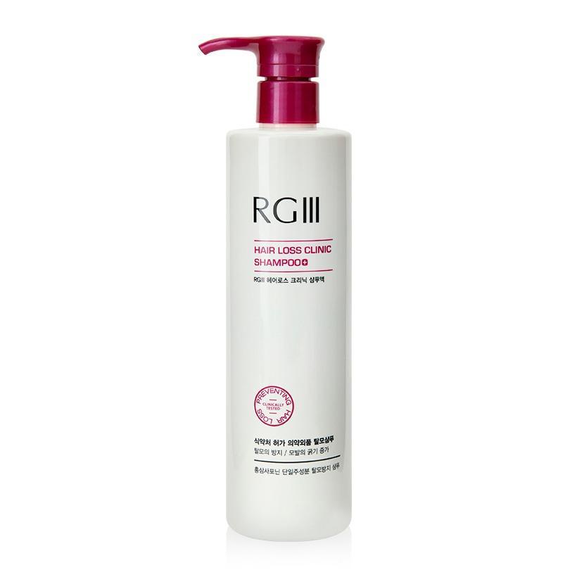 Dầu gội Flor de Man RGIII tinh chất Hồng Sâm ngăn rụng và kích thích mọc tóc nhập khẩu
