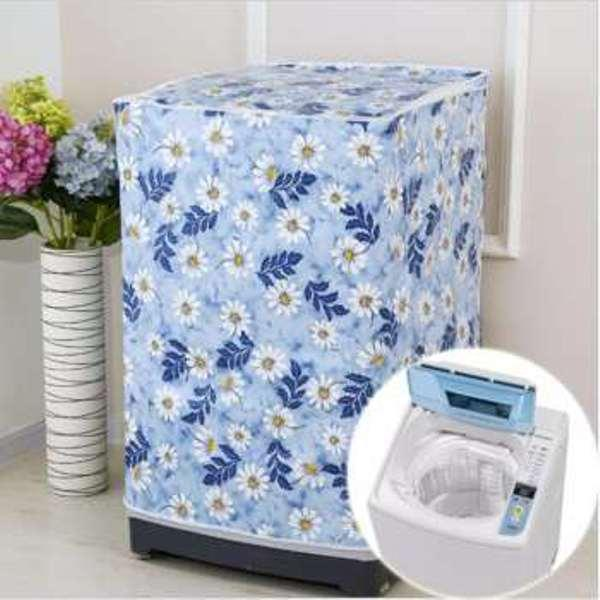 Áo Trùm Máy Giặt Cửa Trên Thanh Long 9-12kg Loại Dày, Cao cấp Nhật Bản