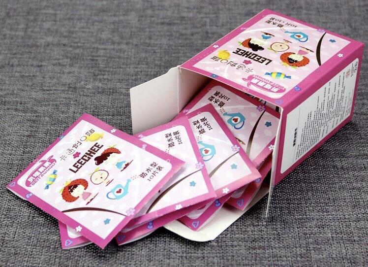 Hình ảnh Túi 10 băng urgo hoạt hình cho bé