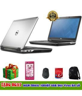 Laptop dell latitude 6440 Core i5 ram 8G game pub + lập trình + đồ họa mượt tặng kèm sạc dự phòng thumbnail