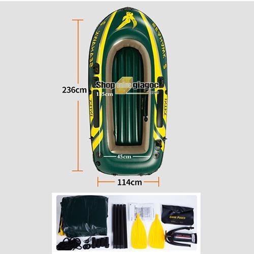 Thuyền Bơm Hơi Seahawk 2 Người INTEX 68347 Đang Có Ưu Đãi
