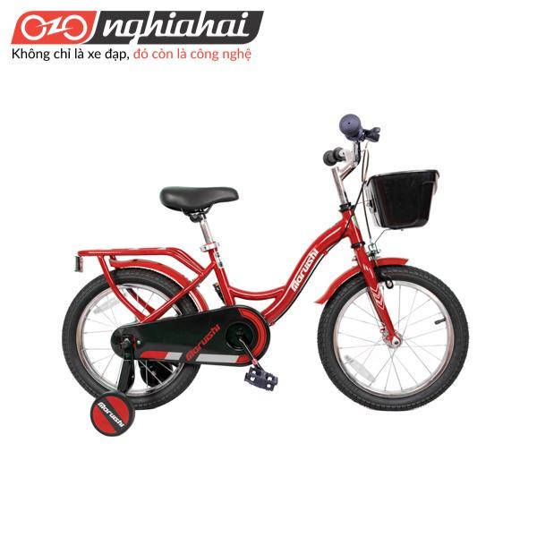 Xe đạp trẻ em Maruishi Nhật Dually (Astronaut)