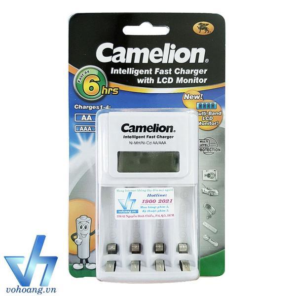 Giá Bộ sạc pin Camelion 1012 có màn hình