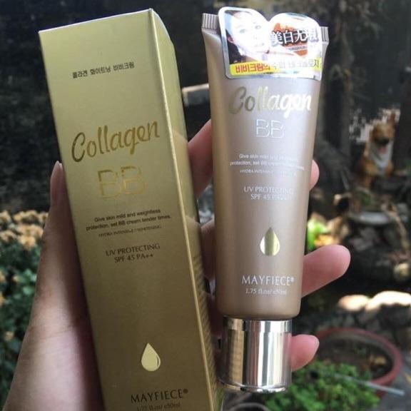 Kem nền BB collagen nhập khẩu