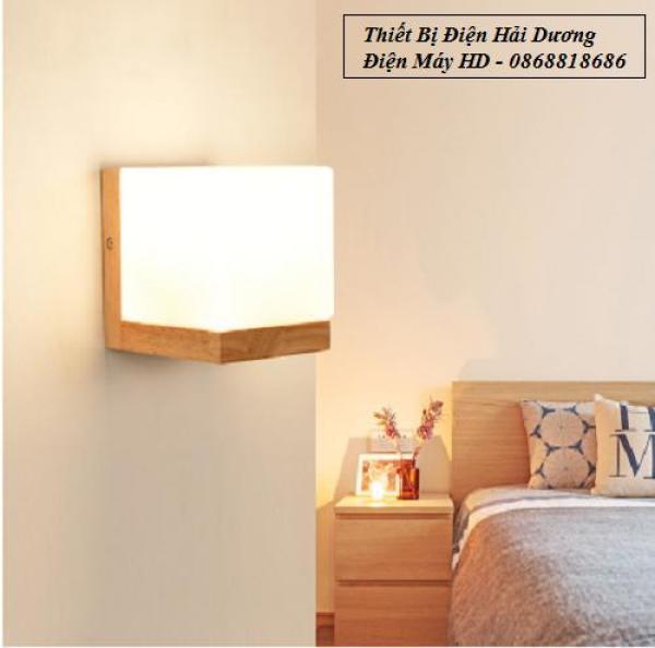 Đèn treo tường trang trí hình khối vuông TN160