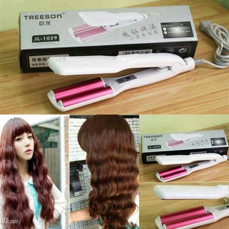 Máy bấm tóc gợn sóng  Treeson JL-1029