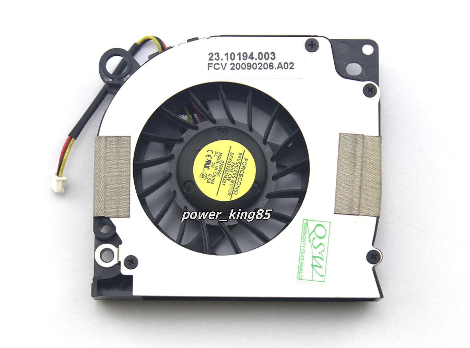 Quạt Tản Nhiệt Laptop Dell Latitude D620 D630 D630C D631 - HÀNG NHẬP KHẨU