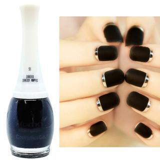 Sơn móng tay siêu sang chảnh Aroma Nails Lacquer Cao cấp Hàn Quốc No.51 (Màu đen) 12ml thumbnail