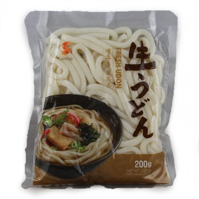 5 Gói Mì Udon Tươi - Fresh Udon (200G / Gói)