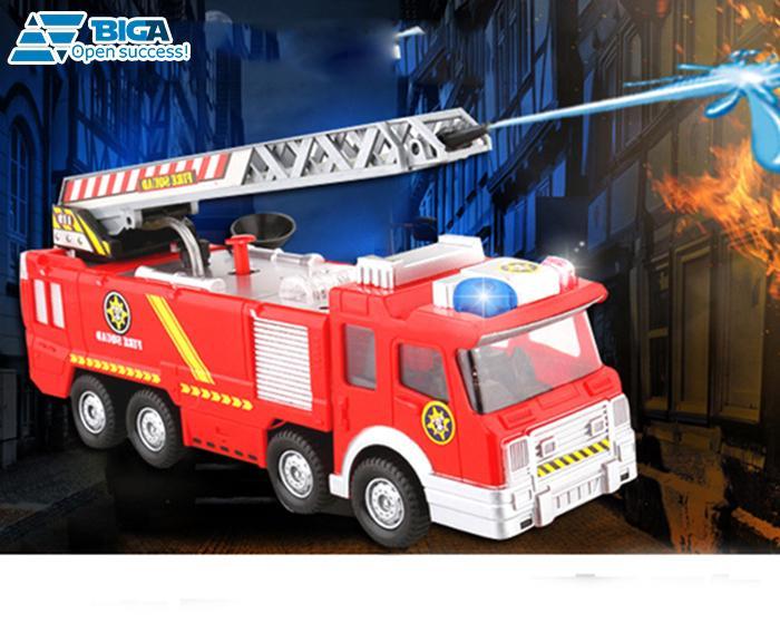 Hình ảnh Xe Cứu Hỏa Phun Nước Thông Minh Dream Toy BMBE1005