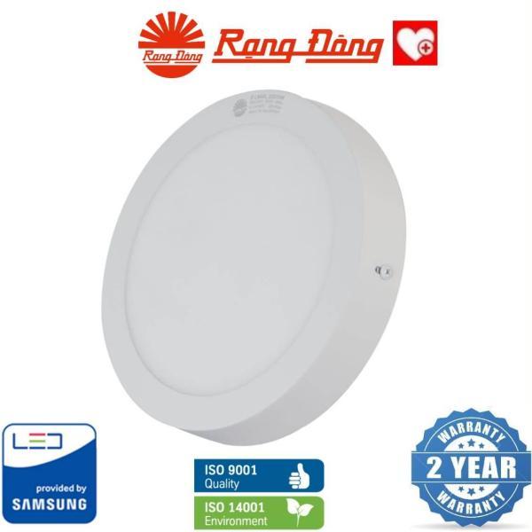 Đèn LED Ốp trần Rạng Đông 24W Փ300 ChipLED Samsung Model: D LN09L 300/24W Mới