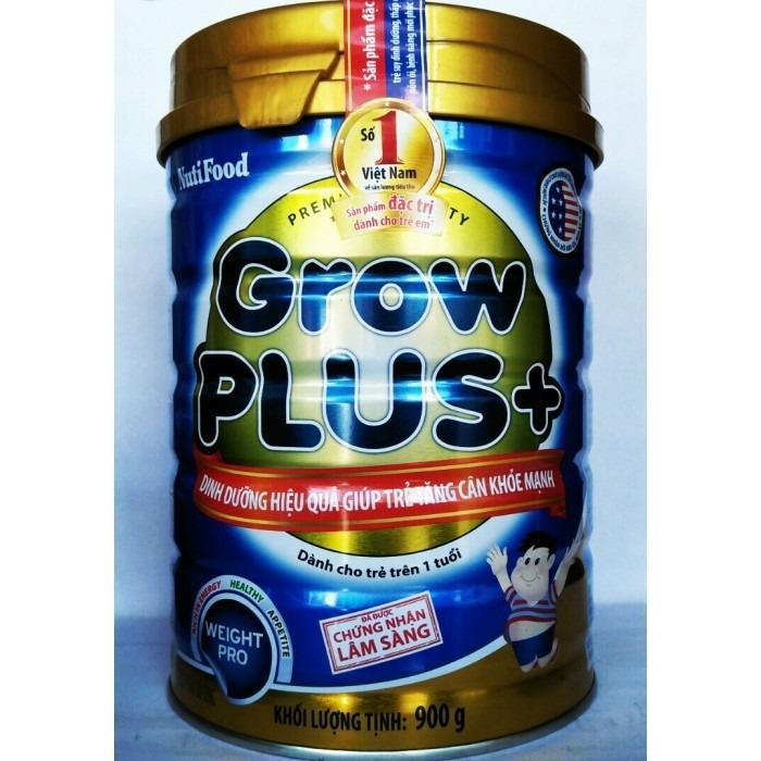 Ôn Tập Sữa Bột Tăng Can Khỏe Mạnh Grow Plus 900G Nutifood Trong Hồ Chí Minh