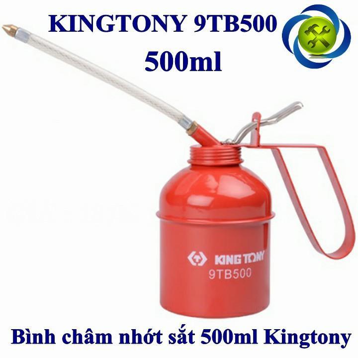 Bình châm nhớt sắt Kingtony 9TB500 500ml