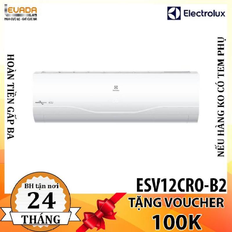Bảng giá (BAO VẬN CHUYỂN + LẮP ĐẶT) Máy Lạnh Electrolux ESV12CRO-B2 Inverter 1.5 HP - CHỈ BÁN HỒ CHÍ MINH