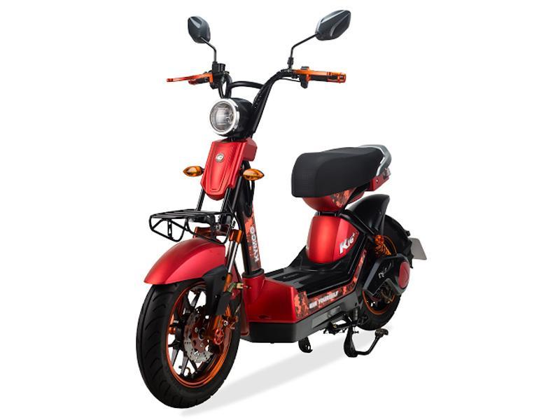 Xe máy điện Kymco K16+ -  Đỏ
