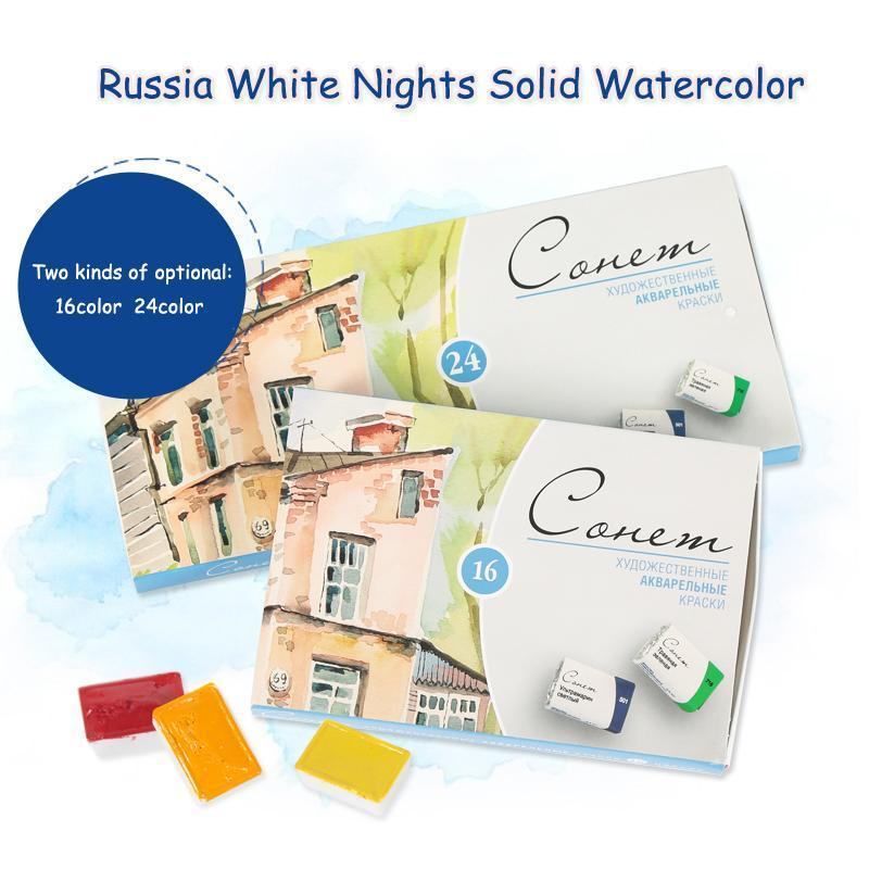 Mua Màu nước sonnet 24 màu , Sonnet water color set 24