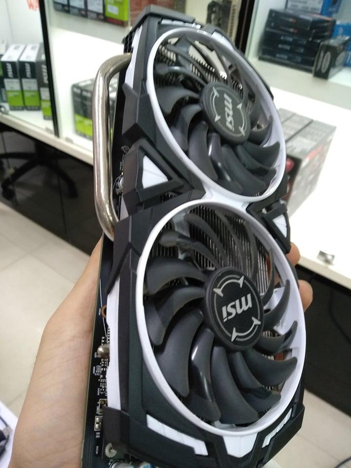 Hình ảnh MSI GTX 1060 ARMOR 1060 6G OCV1