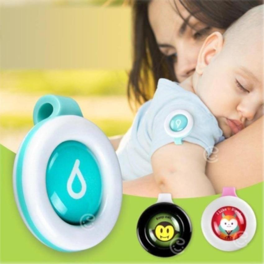 set 5 dụng cụ kẹp muỗi tinh dầu an toàn cho bé