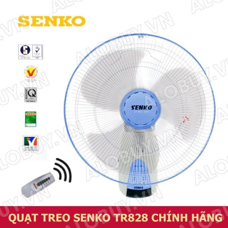 Quạt treo tường SENKO TR828/TR1628 (Có REMOTE điều khiển)