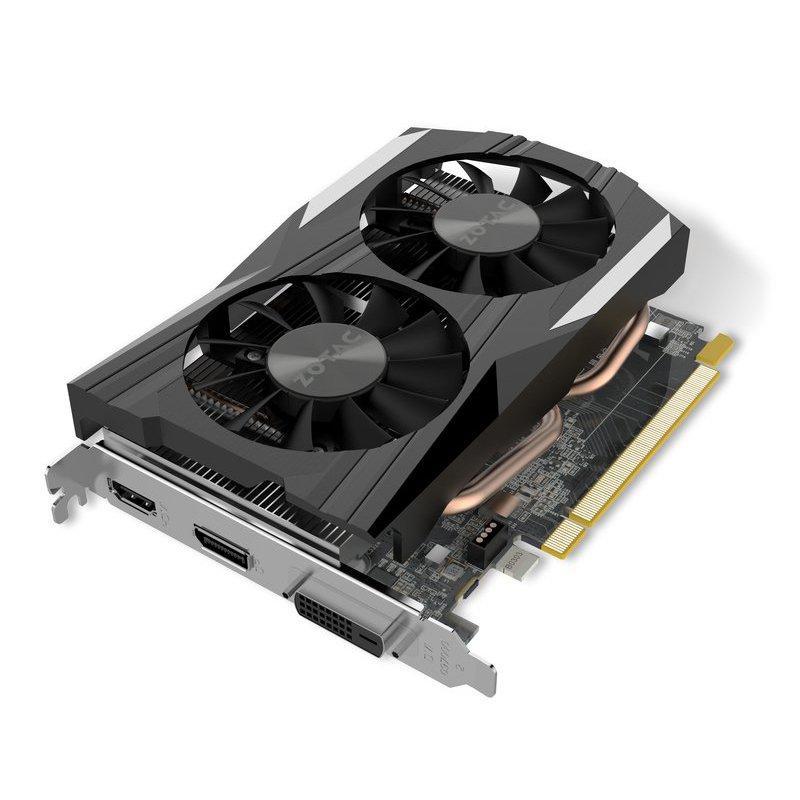 Hình ảnh Card màn hình Zotac GeForce® GTX 1050 2GD5 128bit còn BH đến tháng 12/2020