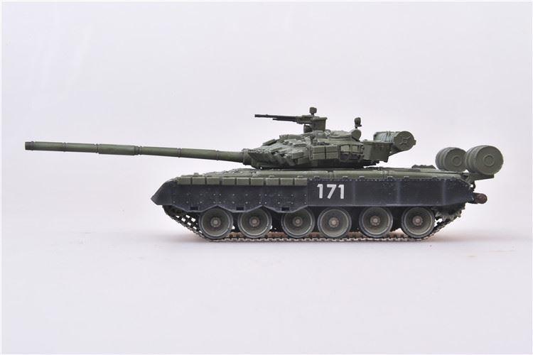 Hình ảnh Mô hình xe tăng T-80BV (Chechnya) tỉ lệ 1/72