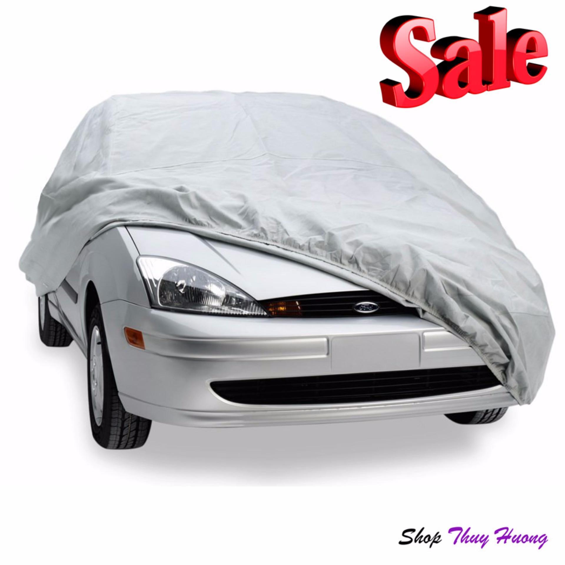 mua bạt phủ xe ô tô ở đâu, bac phu xe oto - Bạt che phủ ô tô, xe hơi cao cấp, Chất liệu Ultra-lite PEVA cao cấp, Giá Cực Sốc