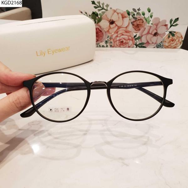Giá bán [Lấy mã giảm thêm 30%]Gọng Kính Cận NB2168-Gọng Kính Mắt Tròn- Gọng Kính Cận Đẹp-Gọng Kính Cận Unisex-Gọng Kính Thời Trang-Lily Eyewear