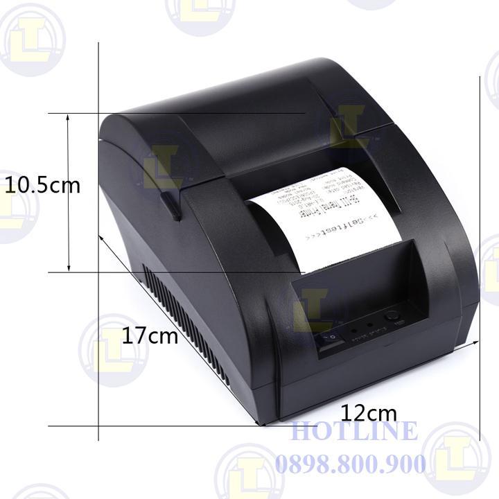 Máy in hóa đơn Xprinter XP 58