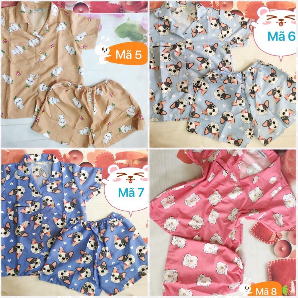 Cửa Hàng Combo 3 Bộ Pijama Kate Thai Loại 1 No Brand Trong Việt Nam