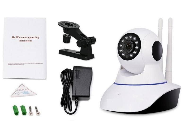 Camera IP/Wifi yoosee 2 râu / đàm thoại 2 chiều