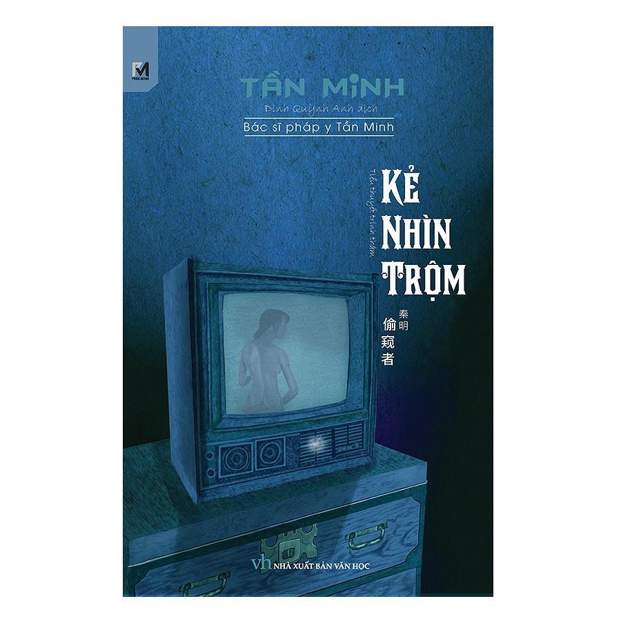 Mua Sách - Kẻ nhìn trộm - Tần Minh