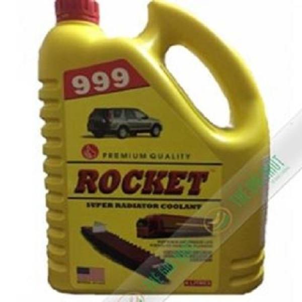 Nước làm mát xanh Rocket 999 dung tích 4Lít