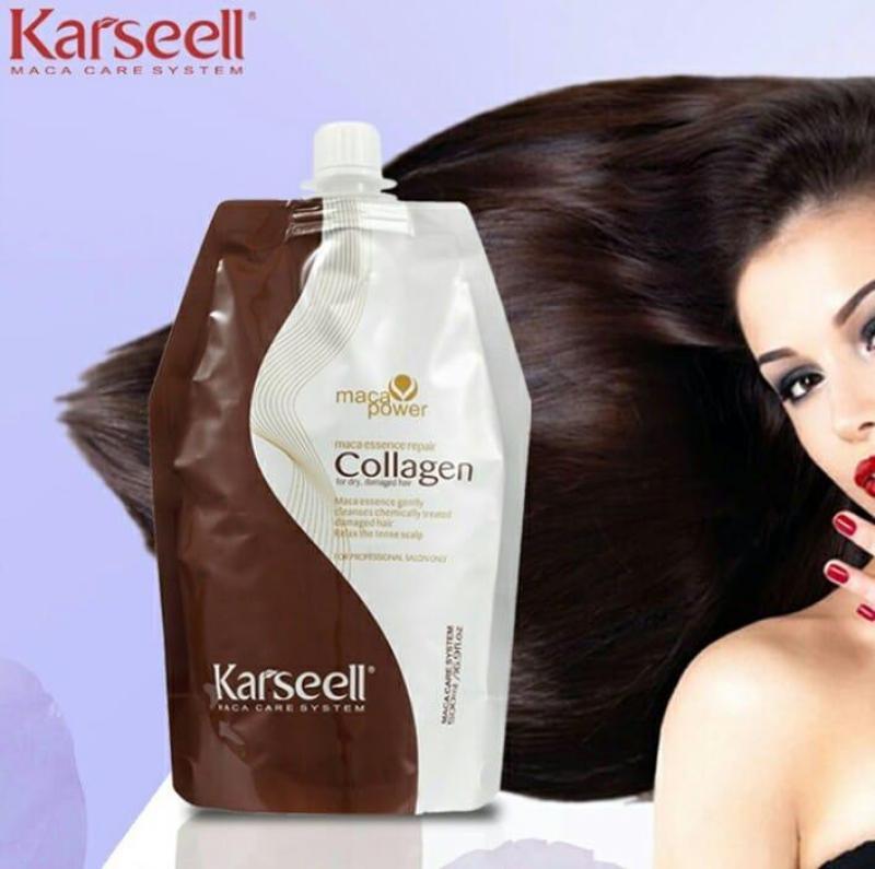 Dầu ủ tóc COLLAGEN KARSELL 500ml nhập khẩu