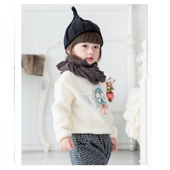 Hình ảnh Mũ len củ tỏi cho bé