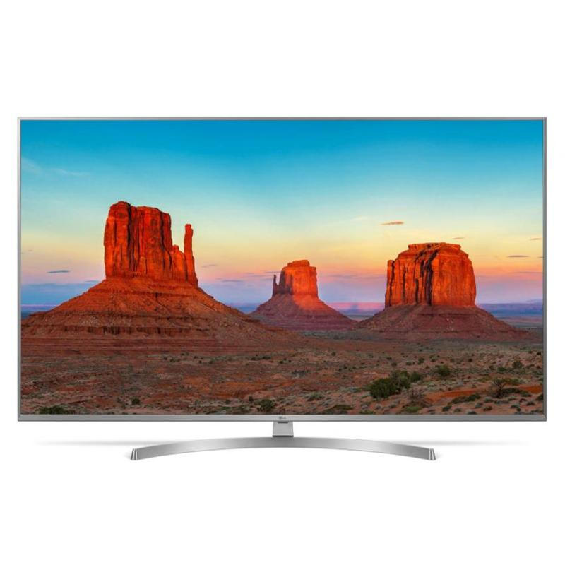Bảng giá Smart Tivi Led LG 49 inch 4K Ultra HD - Model 49UK7500PTA (Bạc) (NEW 2018)