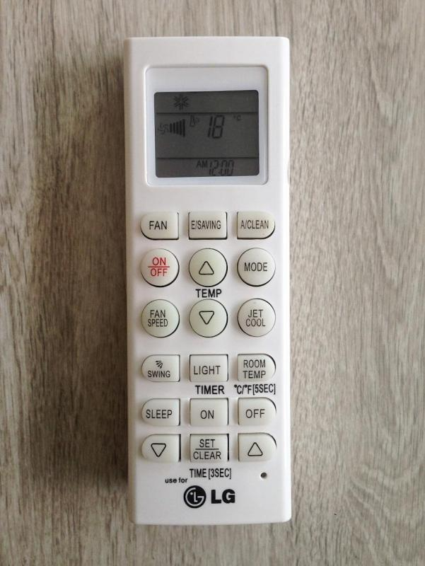 Bảng giá Remote Điều Khiển Máy Lạnh, Máy Điều Hòa LG AKB73315601, AKB73215509, AKB73456109 Điện máy Pico