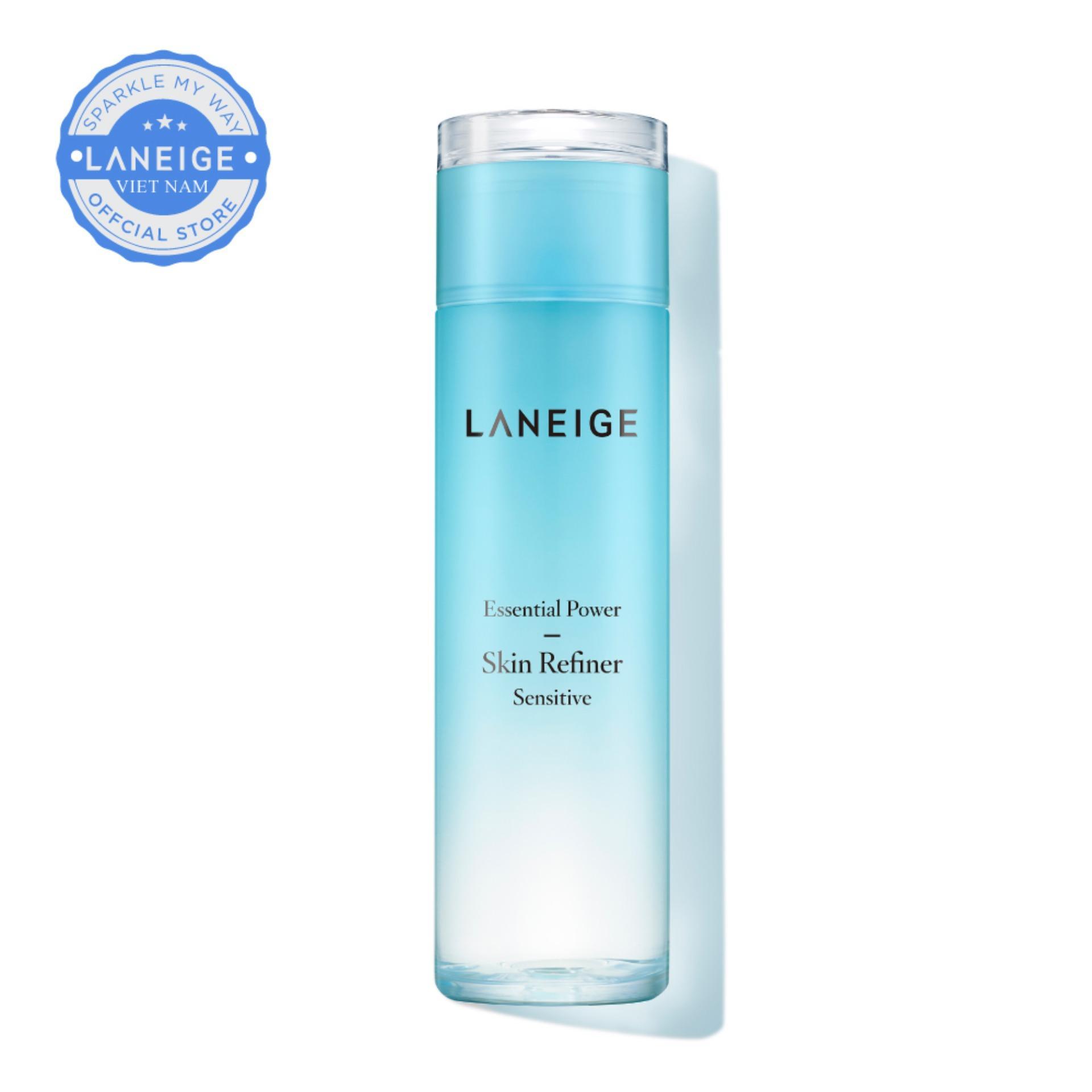Nước cân bằng Laneige Essential Power Skin Refiner Sensitive cho da nhạy cảm 200ml