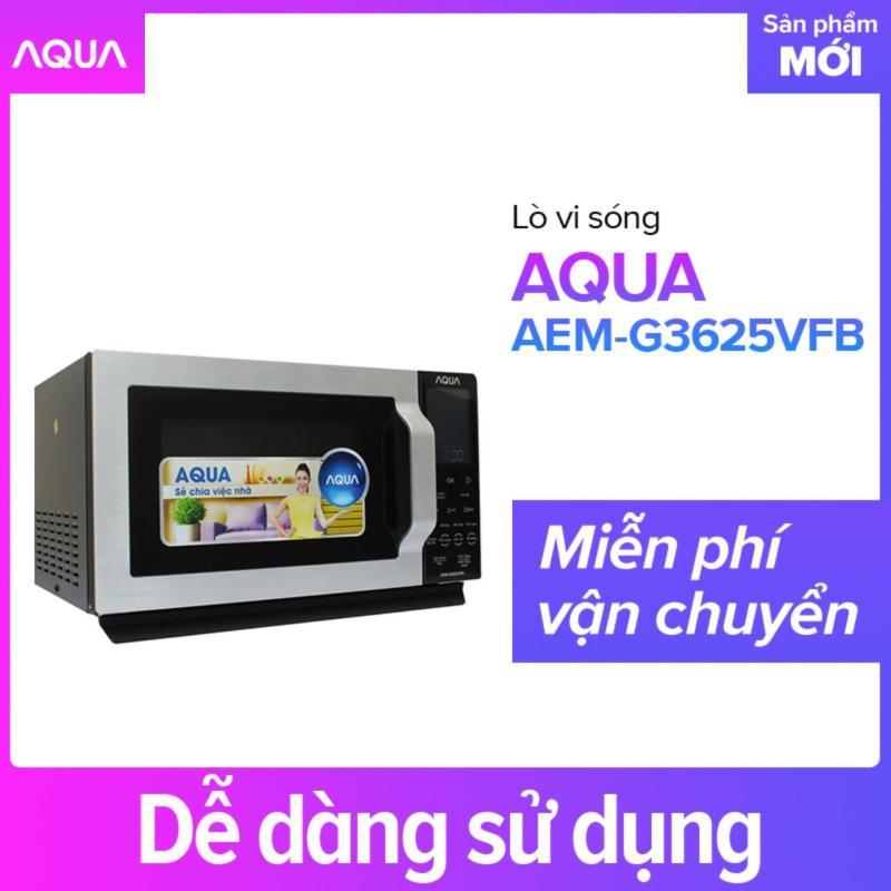Bảng giá Lò vi sóng AQUA AEM-G3625VFB - Hãng phân phối chính thức Điện máy Pico