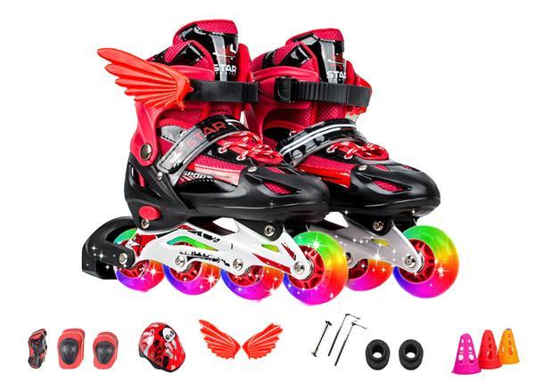 Giá bán Bộ giày patin Full flash Star 901
